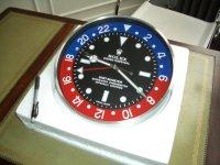 Rolex Wall Clock TimeKeeperForumcom